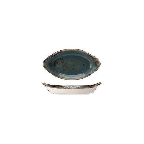 """[스틸라이트 크래프트] Oval Eared Dish 13""""오발(블루)"""