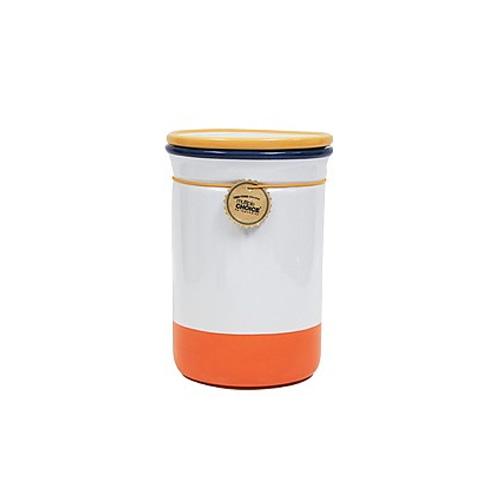 topchoice 탑초이스 칼라밀폐용기(대)_Papaya Orange