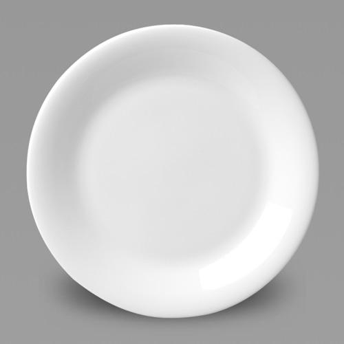 로맨틱화이트 접시(사이즈 4종류) 각 1p